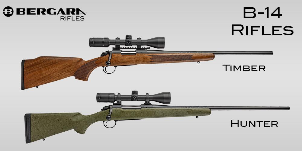 Bergara B-14 Performance Rifle Series